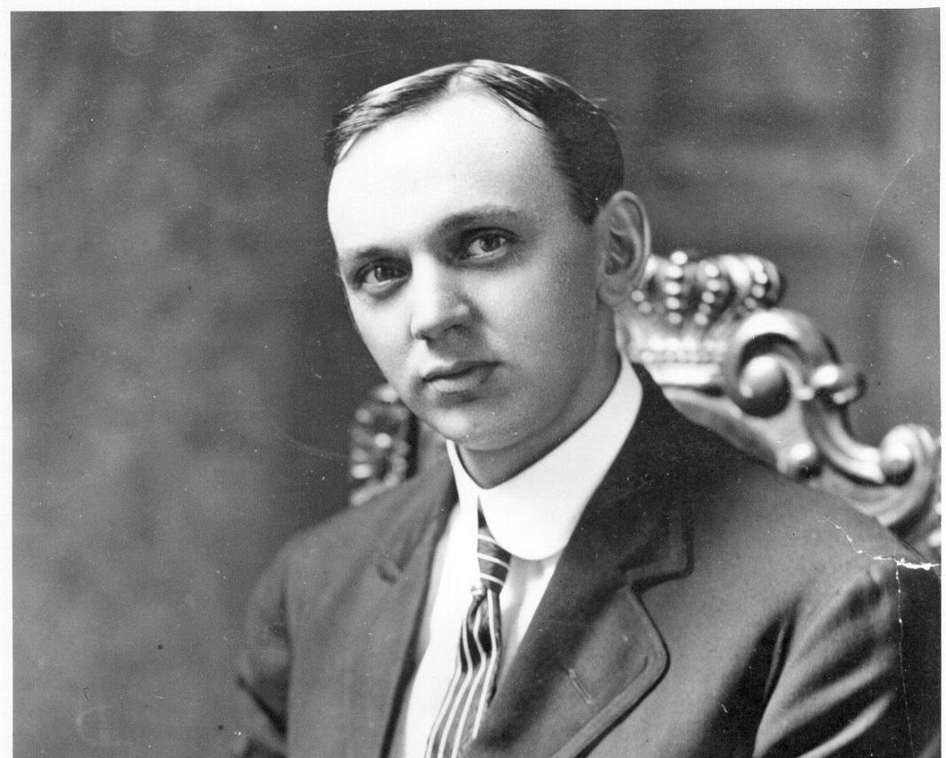 Edgar Cayce da giovane. (Immagine: utilizzata con il permesso della Fondazione Edgar Cayce, Virginia Beach, VA.)