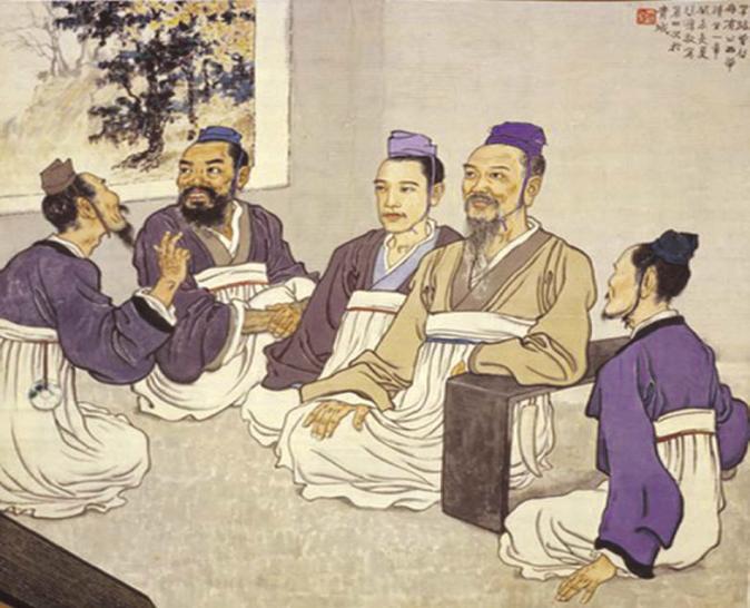 Il primo ministro dello stato di Lu, Ji Wenzi, noto per la sua parsimonia e la sua condotta rigorosa, era profondamente rispettato dal suo popolo. (Immagine: tramite The Epoch Times)
