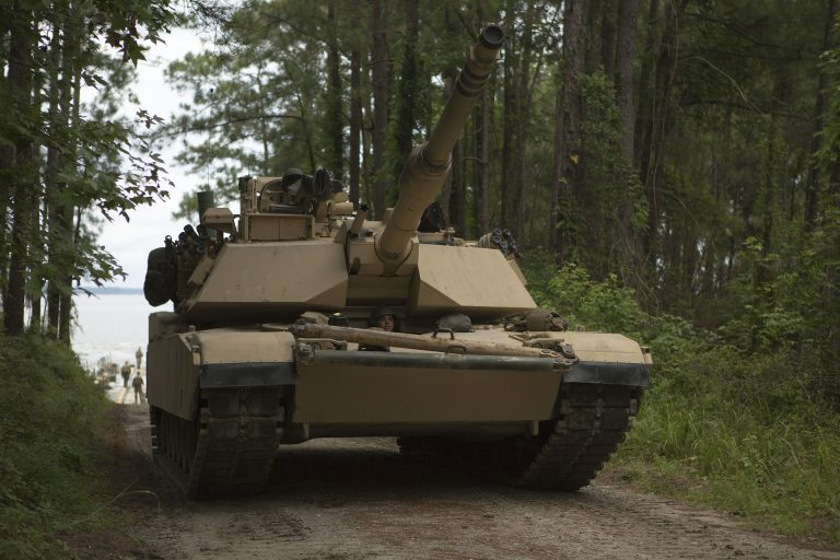 Poland is buying 250 M1 Abrams tanks from the United States to counter Russian aggression.