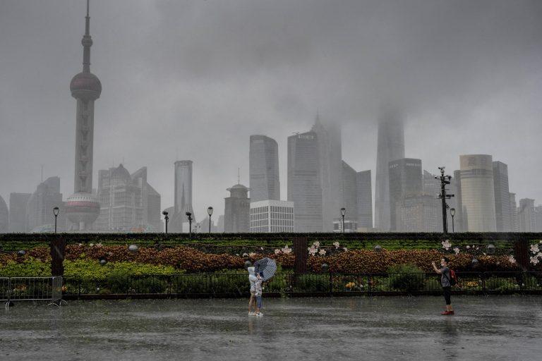 Shanghai-In-fa-Typhoon-China
