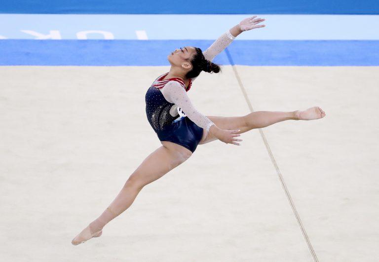 suni lee tokyo 2020 olympics