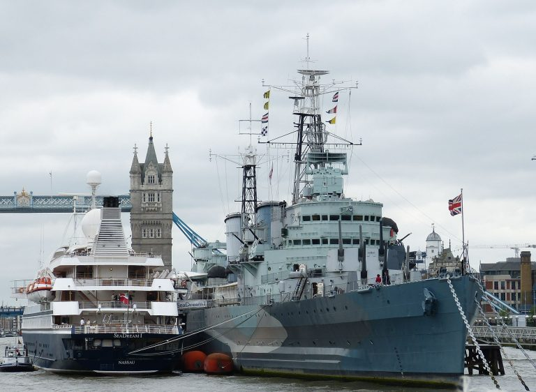 London aims to locate two warships permanently in the Asian region.