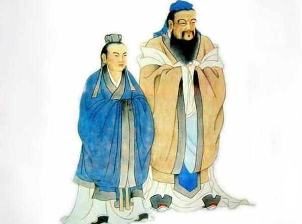 Zi Lu e Confucio