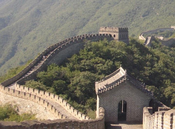 great wall china mutianyu passports border control