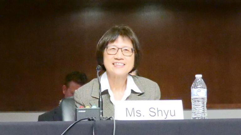 Shyu_Pentagon_Taiwan_Undersecretary_2021_03_JulietWei