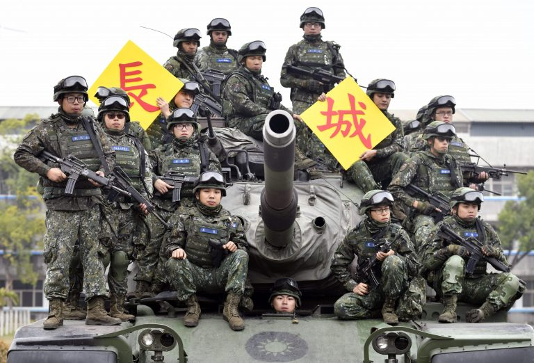 Taiwan miltary refuff claims Afghanistan fate