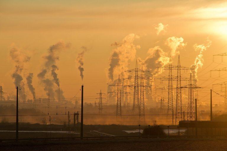 China-smog-stock-image