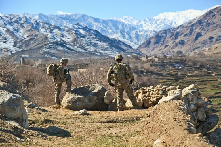 Following the U.S. withdrawal from Afghanistan, China and Russia are seeking to recognize Taliban rule.