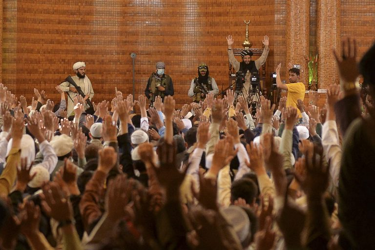 taliban-fighters-in-mosque-islamic-emirate