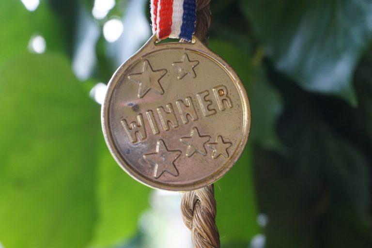 Female wrestler brings home historic gold medal for the U.S.