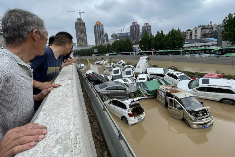 henan floods death toll continues to rise
