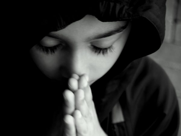 While prayer can be helpful in strengthening the spirit, it is fruitless when used to ask for material blessings.