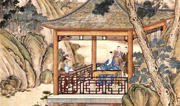 'Prince Hongli,' Beijing Palace Museum.