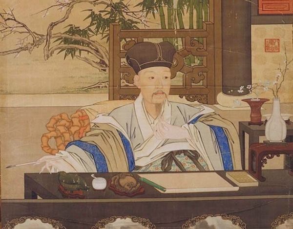 Emperor Qianlong visited her grave every year and wrote many poems in memory of the virtuous empress. Emperor Qianlong,' Beijing Palace Museum.