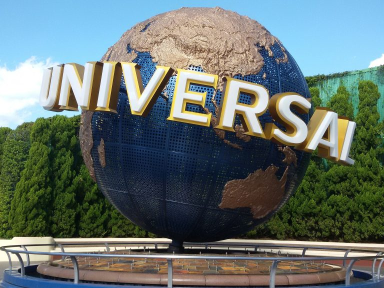Universal Studios' new theme park in China will open on Sept. 20.