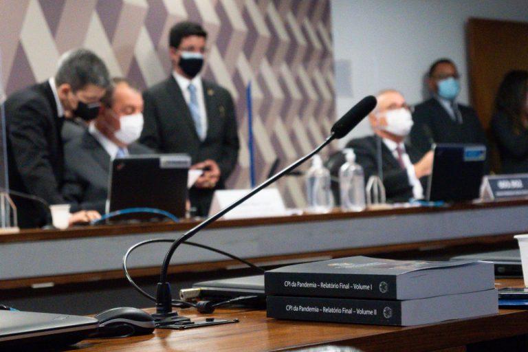 Jair Bolsonaro Crimes Against Humanity COVID-19 Response Senate Committee