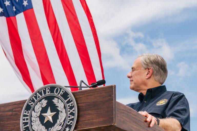 Greg-Abbott-Texas-Govenor-vaccine-mandates-executive-order-Getty-Images-1326340419