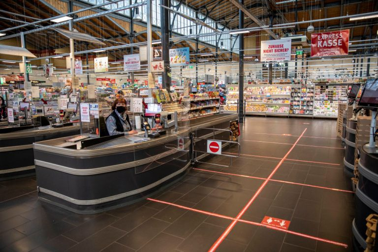 Hessen Germany Bars Unvaccinated From Supermarkets