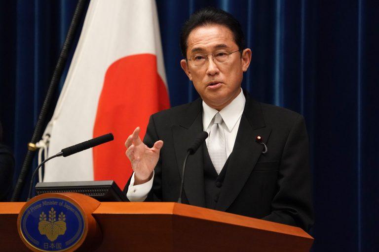 japan-100th-prime-minister_fumio-kishida_GettyImages