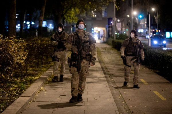 The Hungarian government deployed members of the Counter-Terrorism Centre to patrol its streets against its own citizens during a curfew the populous has endured since November. Hungary is a Belt and Road country whose Prime Minister, Viktor Orban, keeps close vaccine diplomacy ties to the Chinese Communist Party.