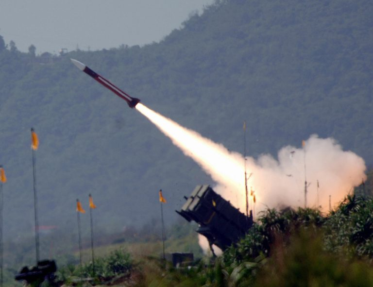 patriot-missile-taiwan-roc-military